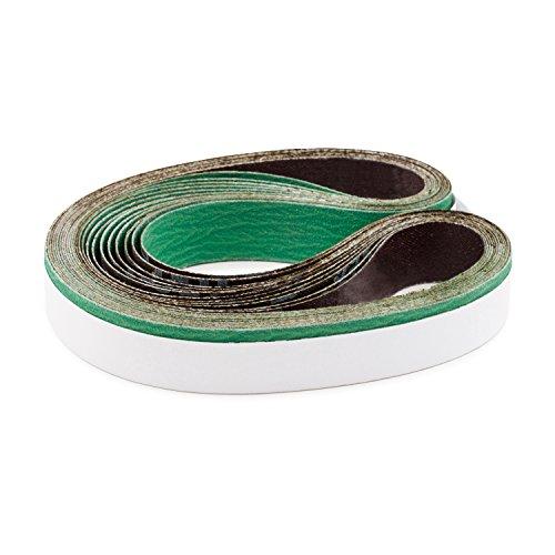 1 X 42 Inch 180 Grit Metal Grinding Ceramic Sanding Belts
