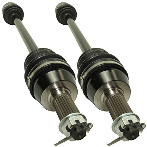 FRONT REAR LEFT RIGHT CV JOINT AXLES Fits POLARIS RANGER 800 MIDSIZE EFI 2013 14