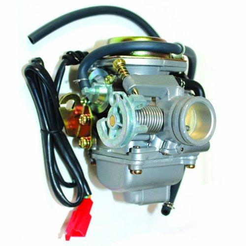 Caltric Carburetor Fits Eton Yukon Cxl150 Cxl-150 Cxl 150