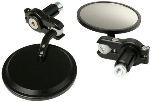 Gear Gremlin Gg301b Black Mini Bar End Mirror