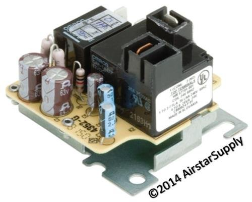 Rly02257 Rly 2257 Replacement Time Delay Relay With