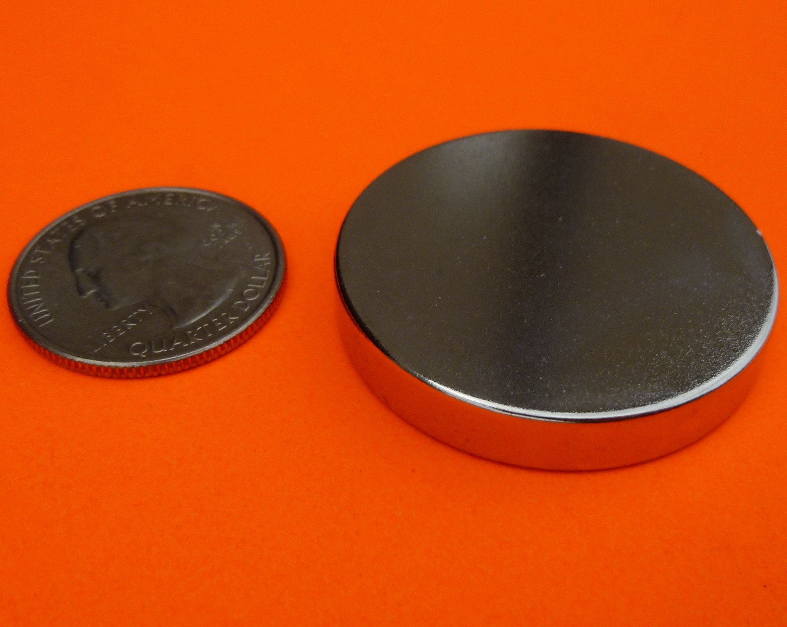 Applied Magnets Neodymium N42 1 5 X 4 Inch Permanent