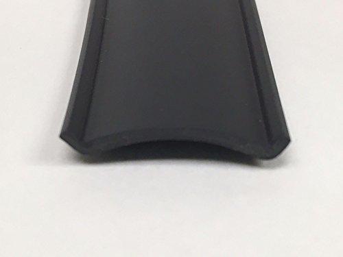 Black Rv Camper Trailer Vinyl 7 8 X 24 Flat Insert Trim Mold
