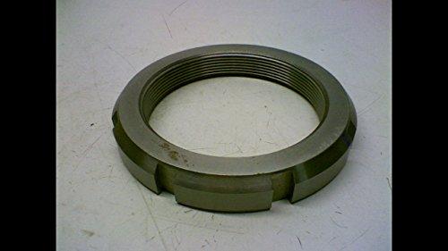 Self-Locking, UNC .250-20 Right-Hand Thread Whittet-Higgins CNC04-20 Threaded Clampnut//Shaft /& Bearing Locknut Collar