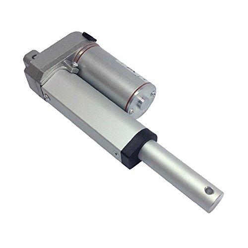 Bemonoc Stroke 50mm 2 Inch 12 Volt Mini Linear Actuator Motor 100n