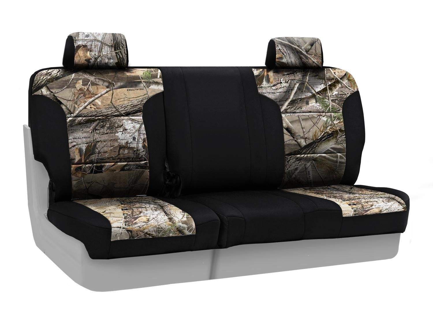 Coverking Rear 60 40 Bench Custom Fit Seat Cover For