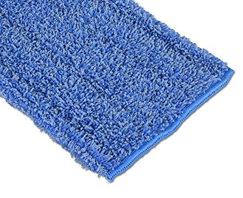 18 Premium Microfiber Wet Mop Pad 2 Pack Use With Our