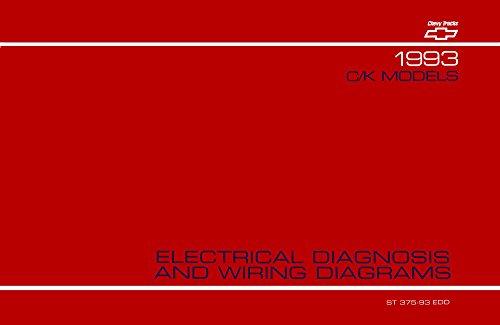 1993 Chevrolet Light Duty Truck Wiring Diagrams Schematics ...