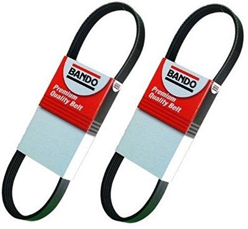 Bando 6pk1175 4pk1120 Oem Quality Serpentine Two Piece