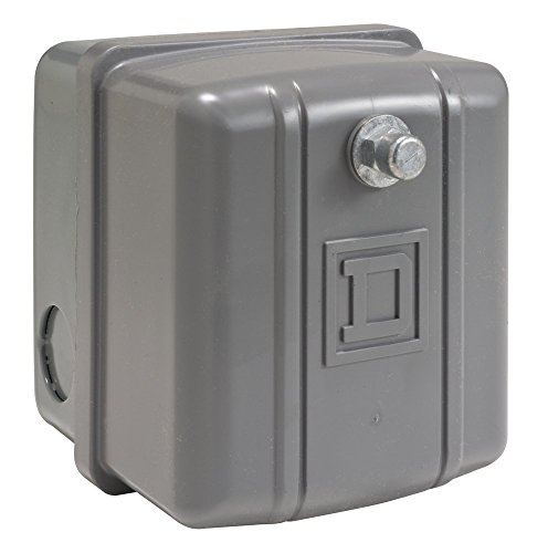 Release Valve Square D by Schneider Electric 9049A56 Pressure Switch