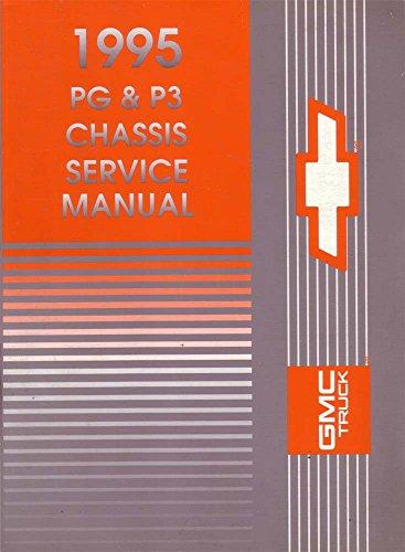 1995 Chevy P Series Shop Service Repair Manual Engine Drivetrain Electrical Oem