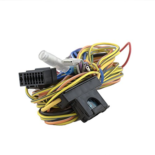 alpine ida x305s ida x305sbt oem genuine wire harness. Black Bedroom Furniture Sets. Home Design Ideas