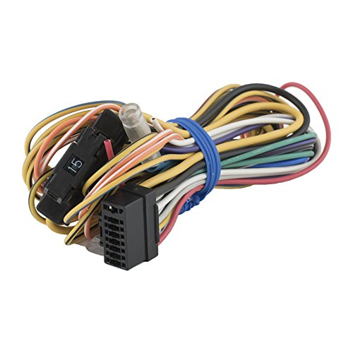 alpine cda 9825 cda 9826 oem genuine wire harness. Black Bedroom Furniture Sets. Home Design Ideas