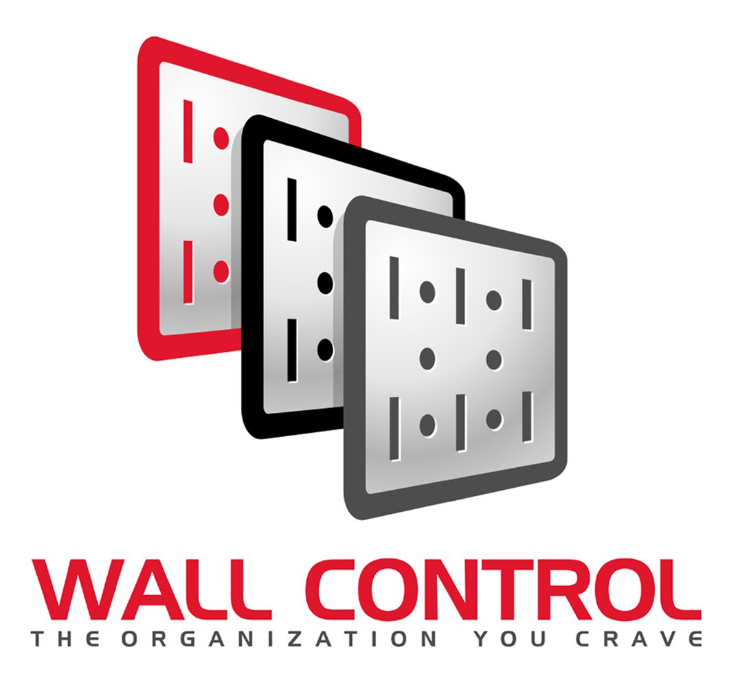Wall Control Metal Pegboard Makes Great Shadow Board For: Wall Control 10-cb-1 B C-bracket Slotted Metal Pegboard