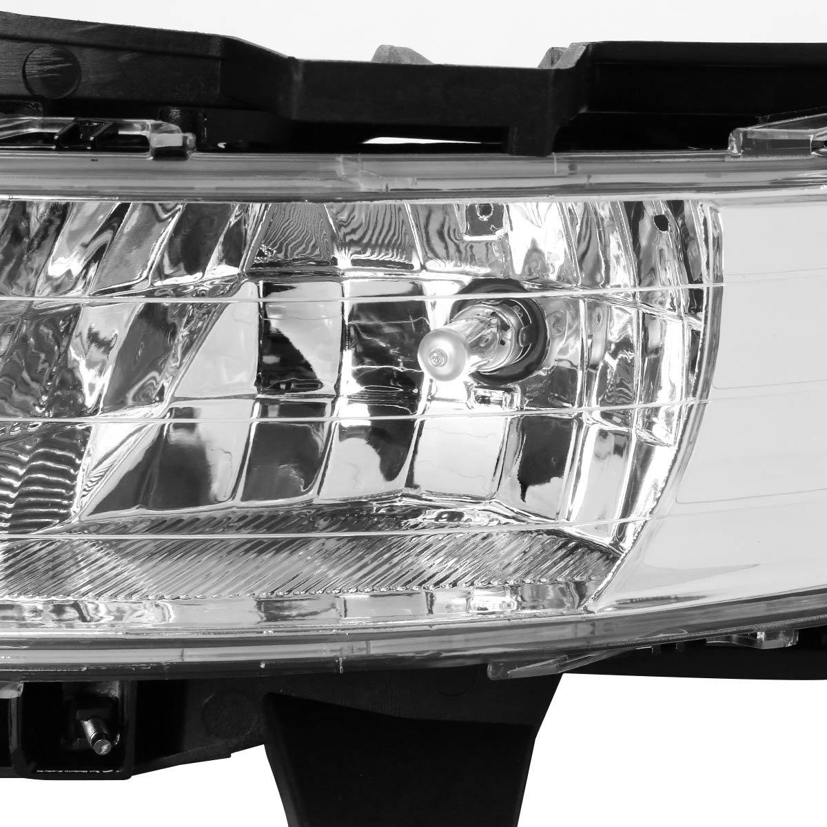 For Toyota Spacio Alphard Japanese Model Clear Lens Oe