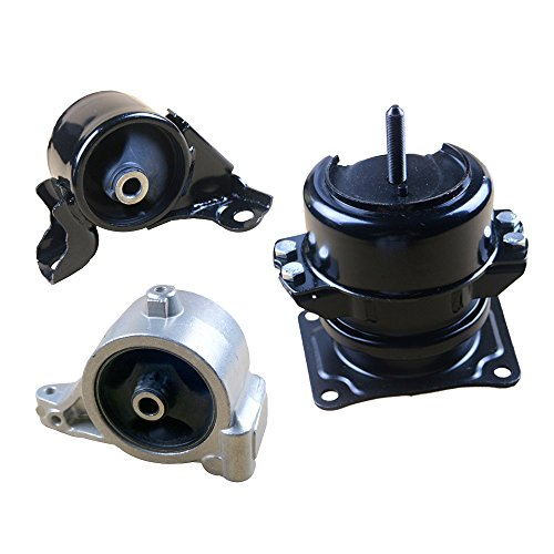 Front Right Rear Engine Motor Mount Set Fit For Acura Mdx