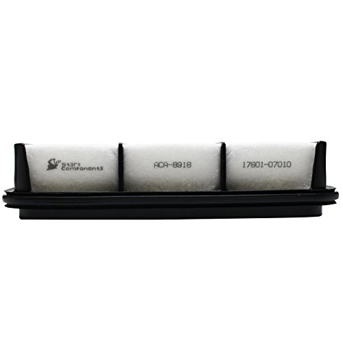 3 pack replacement engine air filter for 2004 lexus gx470. Black Bedroom Furniture Sets. Home Design Ideas