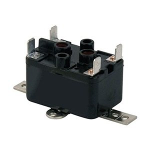 Industrial Grade 6azu2 Enclosed Fan Relay Spno 24v