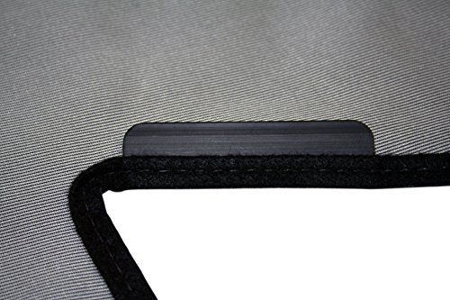 Coverking Velocitex Plus Custom Fit Mask For Select Acura
