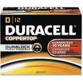 Dur01301 Duracell Coppertop D Batteries