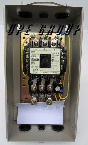 motor starter 20 or 25 30 hp 3ph 230v magnetic control. Black Bedroom Furniture Sets. Home Design Ideas