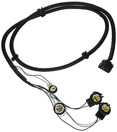 genuine gm 16531402 tail lamp wiring harness