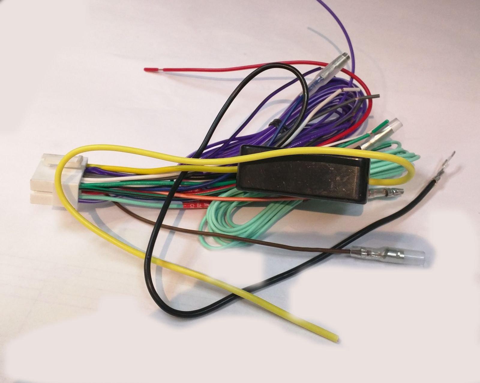 E D Be D Dd Bf C B E on Clarion 16 Pin Wiring Harness Colors