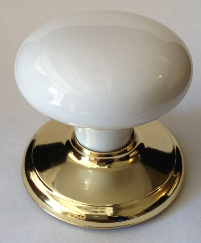 Gainsborough Dummy Wardrobe Closet Door Knob White