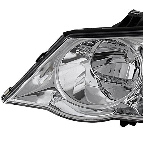 For Hid Models 2002-2003 Acura Tl Replacement Headlights