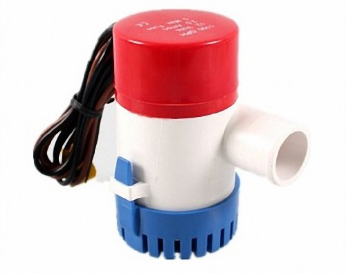 TRAC Outdoor Products T10004 Submersible 800 1100 GPH Bilge Pump