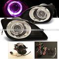 10 11 Toyota Camry Le Xle Purple Halo Projector Fog Lamp Lights Kit