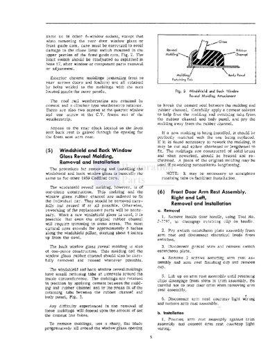 1959 Eldorado Brougham Shop Service Repair Manual Engine Drivetrain Electrical
