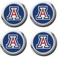 Arizona Wildcats Valve Stem Caps