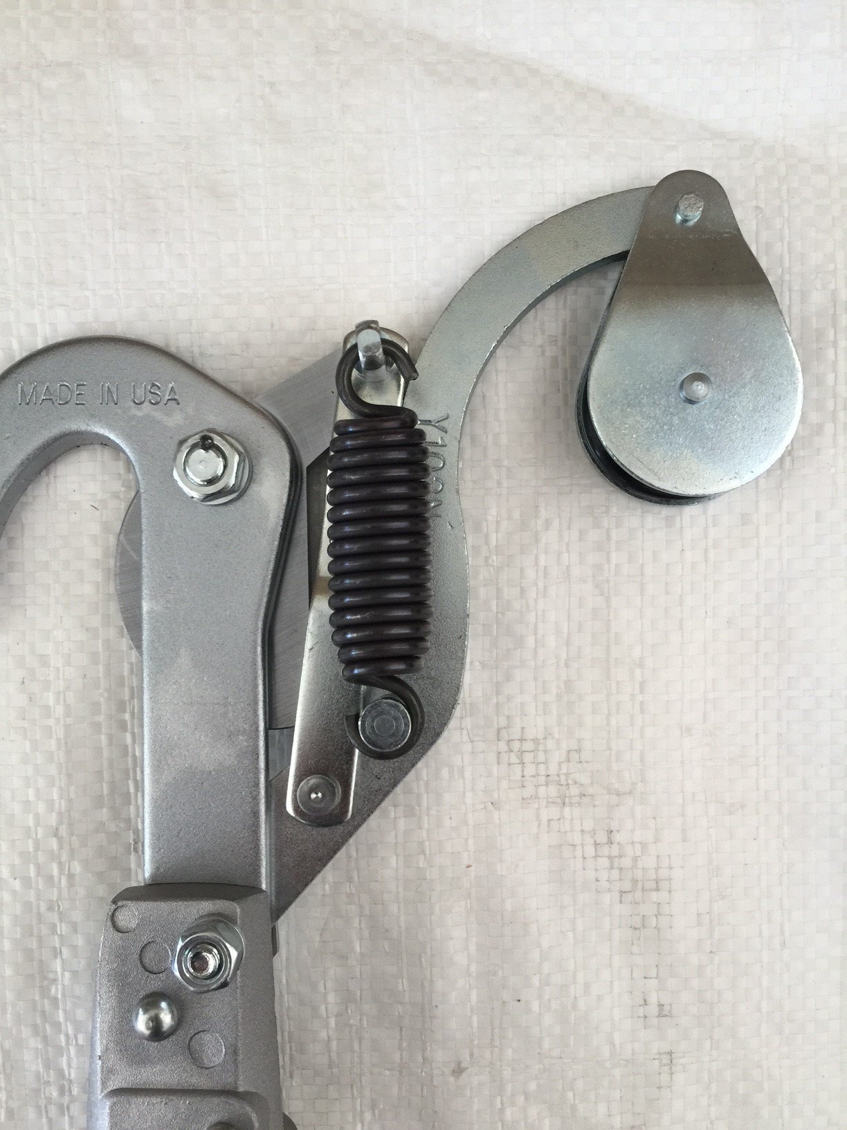 Phoenix Tools Marvin Pruning Head Pulley Assembly Genuine Part 40115 Made In U S A