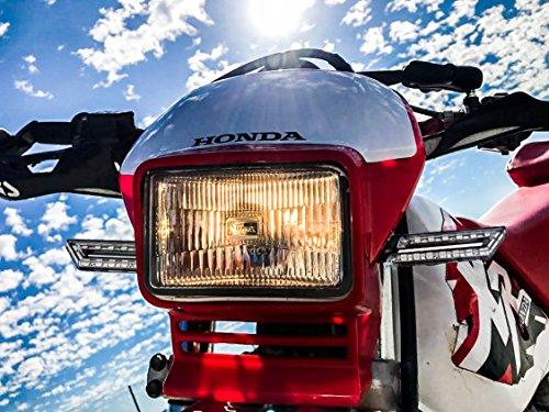 Naked Turn Signal OZ-USA? LED Dual Sport Motorcycle Dirt