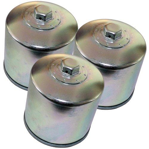 caltric 3 pack oil filter fits bmw k1100lt abs r1100rs r. Black Bedroom Furniture Sets. Home Design Ideas