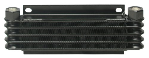 Derale 13611 Series 9000 Plate And Fin Transmission Oil Cooler