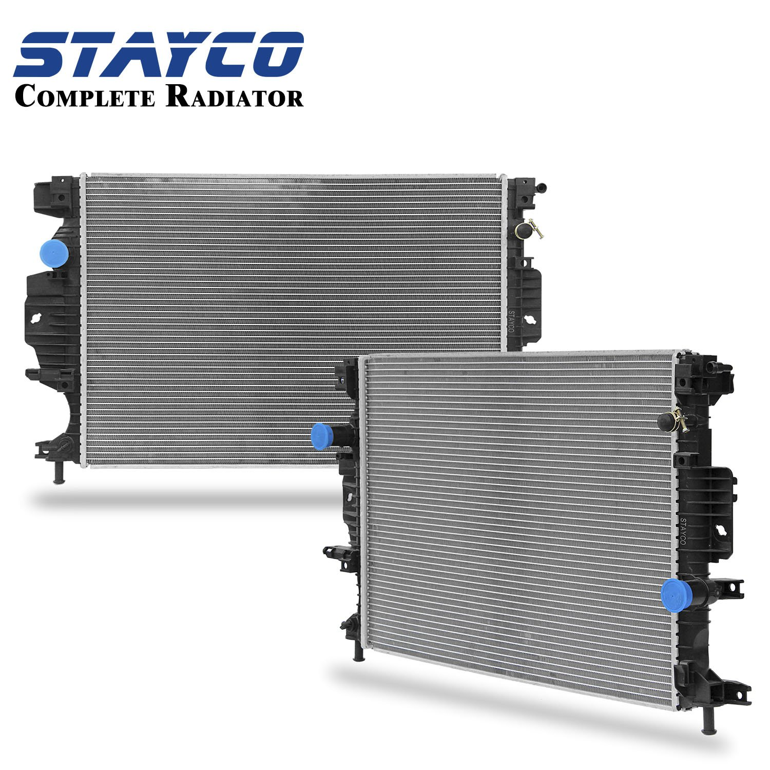 STAYCO Radiator 13321 For 2013-2016 Ford Fusion 1.5/1.6/2