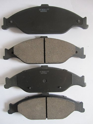 Approved Performance F14022p Front Set Of Carbon Fiber