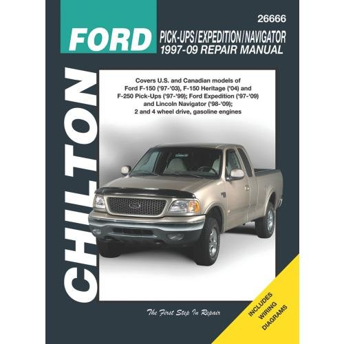 Supercharged Electric Az: Chilton Total Car Care Ford Pick-ups Expedition Navigator