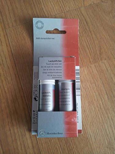 Silver Touch Up Pencil For Mercedes Benz C