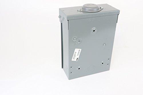 schneider electric load center qo mlo 240 volt 70 amp 1. Black Bedroom Furniture Sets. Home Design Ideas
