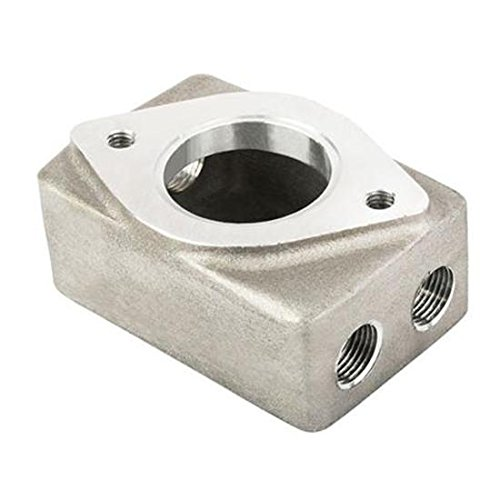 Supercharged Electric Az: Weiand 7134 Supercharger Remote Water Outlet Housing