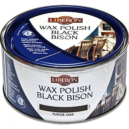 0000 Steel Wool Wax: Medium Oak Liberon Fine Paste Wax