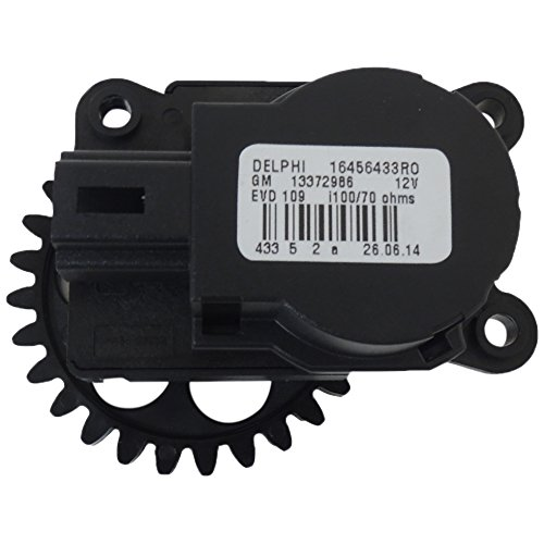 13372986 Mode Door Control Cam Actuator Regal Srx Cruze
