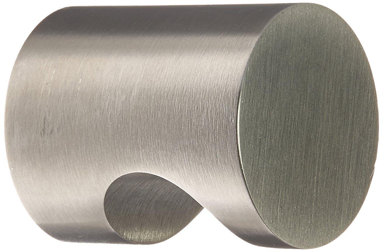 Laurey 89201 Cabinet Hardware Stainless Steel Knob, 1-1/4-Inch