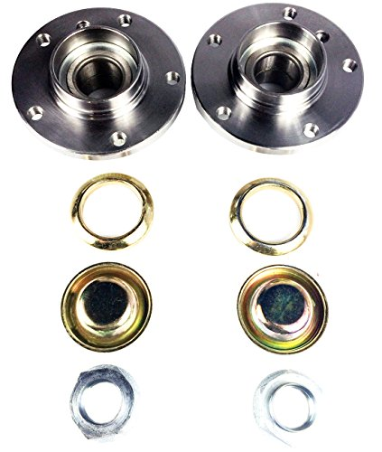 Bmw Z4 Reliability: Bapmic 31226757024 Front Left + Right Wheel Hub Assembly