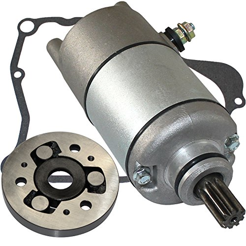 Yamaha Timberwolf 250 Yfb250 Cylinder Head And Valve: Caltric STARTER & CLUTCH ONE WAY BEARING & GASKET Fits