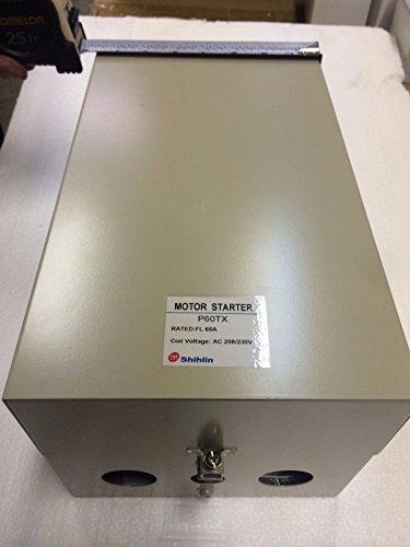 10 hp single phase magnetic starter motor control shihlin. Black Bedroom Furniture Sets. Home Design Ideas