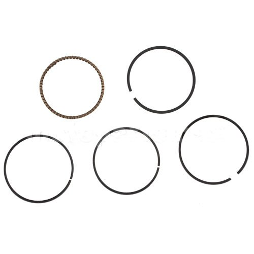 110cc piston rings set 52 4mm fits atv dirt pit bike